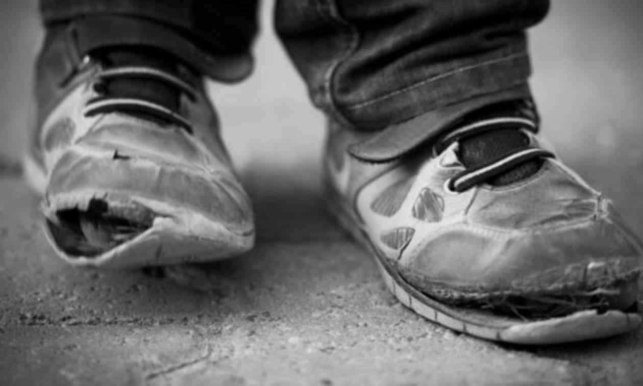 Κρήτη: Συγκλονίζει η οικογένεια με τα 9 παιδιά που ζει στο δρόμο – Εικόνες σοκ