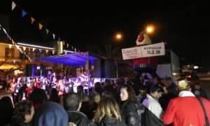 Κρήτη: Εκπληκτικές φωτογραφίες από την έναρξη του Χανιώτικου Καρναβαλιού