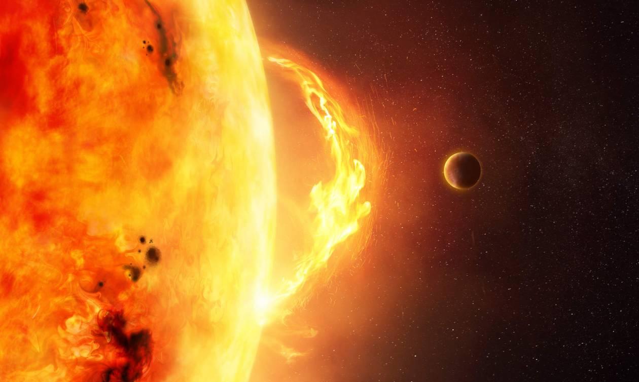 Παγκόσμιος συναγερμός για τεράστιες ηλιακές καταιγίδες που απειλούν με… χάος τη ζωή στη Γη