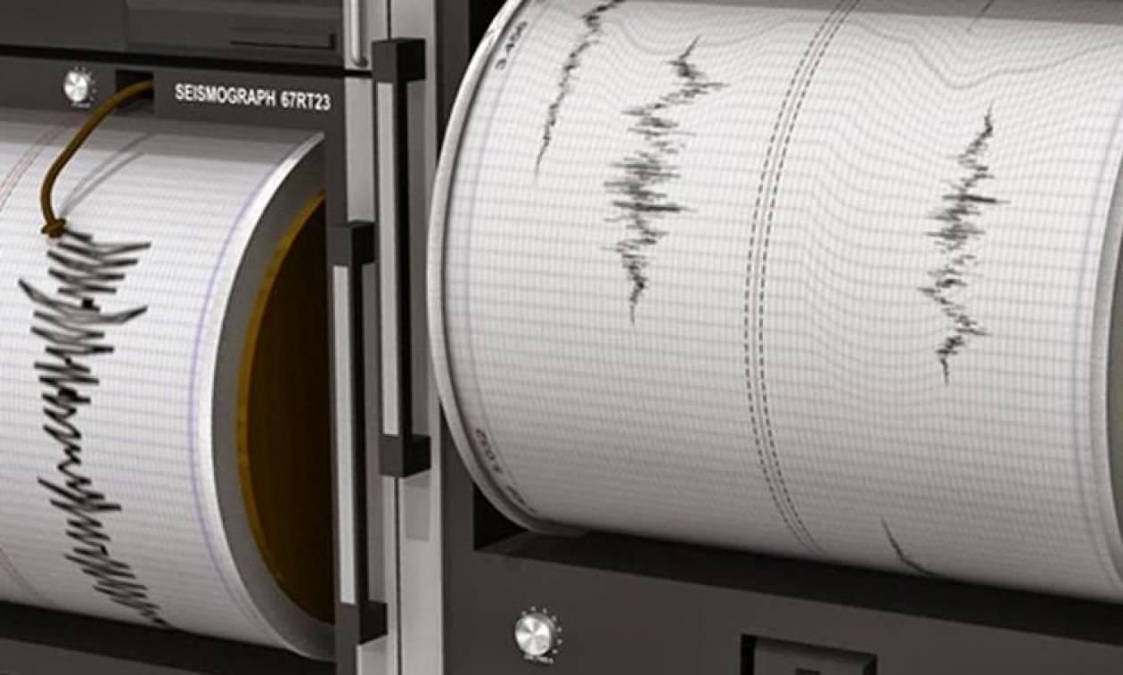 Σεισμός: Σεισμική δόνηση νότια της Μυτιλήνης
