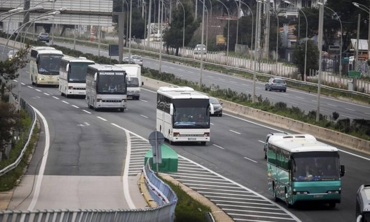 Συλλαλητήριο Αθήνα: Σαράντα λεωφορεία από την Πάτρα στο Σύνταγμα