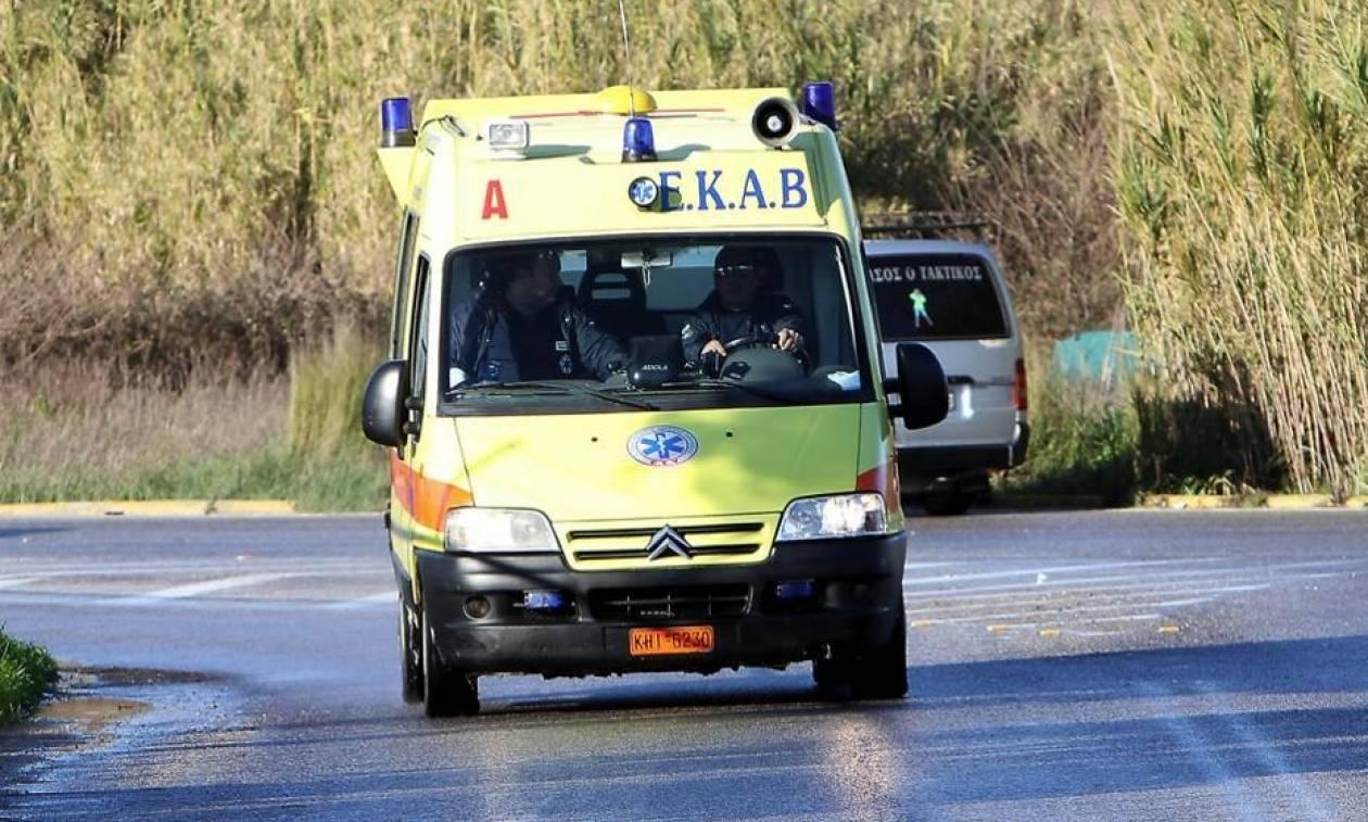 Θανατηφόρο τροχαίο στη Θεσσαλονίκη – Ένας νεκρός και δύο τραυματίες