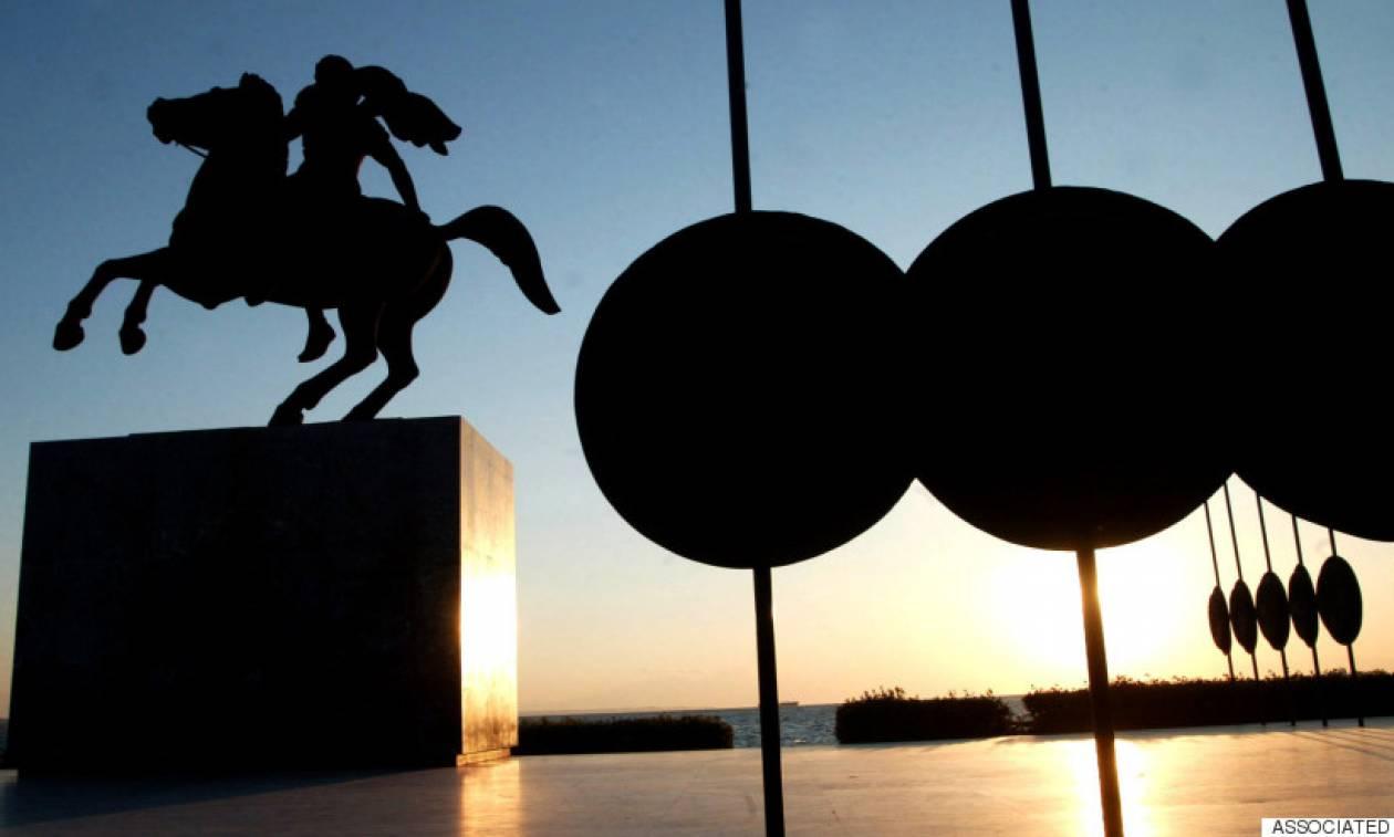Συλλαλητήριο Αθήνα: Ο Μέγας Αλέξανδρος ήταν Έλληνας μέχρι το μεδούλι (vid)