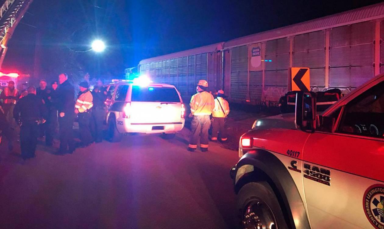 ΗΠΑ: Σύγκρουση τρένων στη Νότια Καρολίνα - Πληροφορίες για νεκρούς και δεκάδες τραυματίες