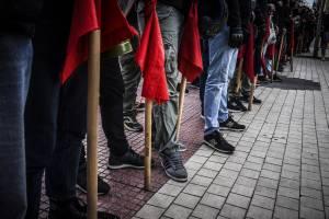 Συλλαλητήριο Αθήνα: Σε εξέλιξη αντιφασιστική συγκέντρωση στα Προπύλαια (Pics)