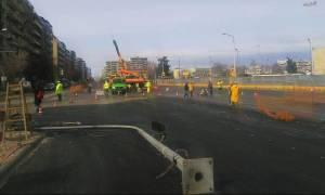 Μετρό Θεσσαλονίκης: Αυτός είναι ο δρόμος που άνοιξε ύστερα από 11 χρόνια (pics)