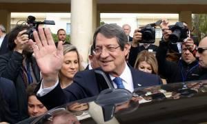 Πρόεδρος της Κύπρου με μεγάλη διαφορά ο Νίκος Αναστασιάδης