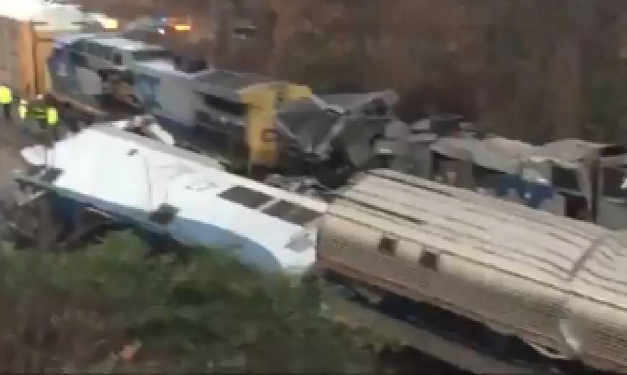 Σύγκρουση τρένων ΗΠΑ: Αυτή είναι η αιτία της τραγωδίας με 2 νεκρούς και 116 τραυματίες