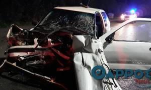 Προσοχή σκληρές εικόνες: Σοκαριστικό τροχαίο δυστύχημα στη Μεσσηνία