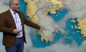 Ολη η Ευρώπη στην κατάψυξη και στην Ελλάδα... Ανοιξη! Ο καιρός απ' τον Σάκη Αρναούτογλου (video)