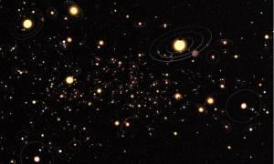 Απίστευτο: Για πρώτη φορά βρέθηκαν ενδείξεις εξωπλανητών σε άλλο γαλαξία!