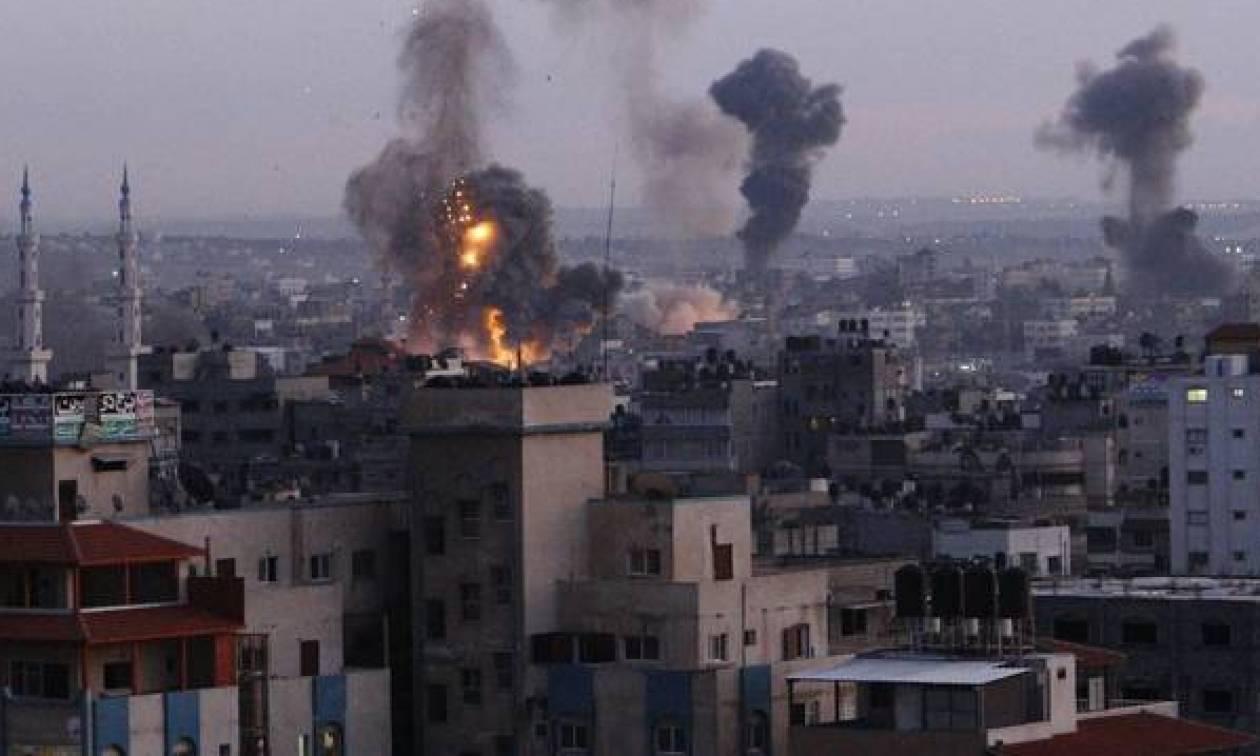 Συρία: 23 άμαχοι σκοτώθηκαν από αεροπορικούς βομβαρδισμούς