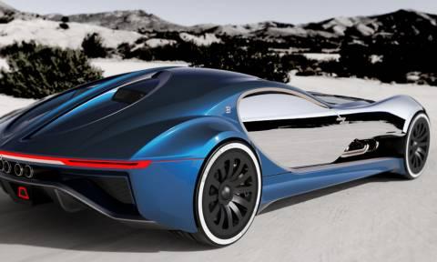 Αυτό είναι το αμάξι του μέλλοντος!