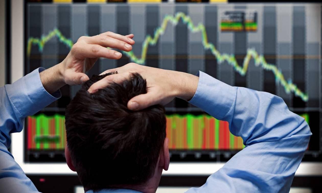 Πανικός σε όλα τα χρηματιστήρια: «Βουτιά» 2,48% στην ελληνική χρηματαγορά