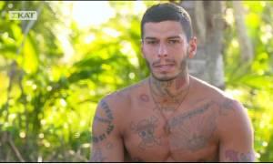 Survivor 2: «Λύγισε» ο Αγόρου on camera - Δείτε τι έγινε