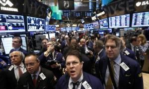 «Μαύρη» Δευτέρα στη Wall Street - Έσπασε αρνητικό ρεκόρ που κράταγε 121 χρόνια ο Dow Jones