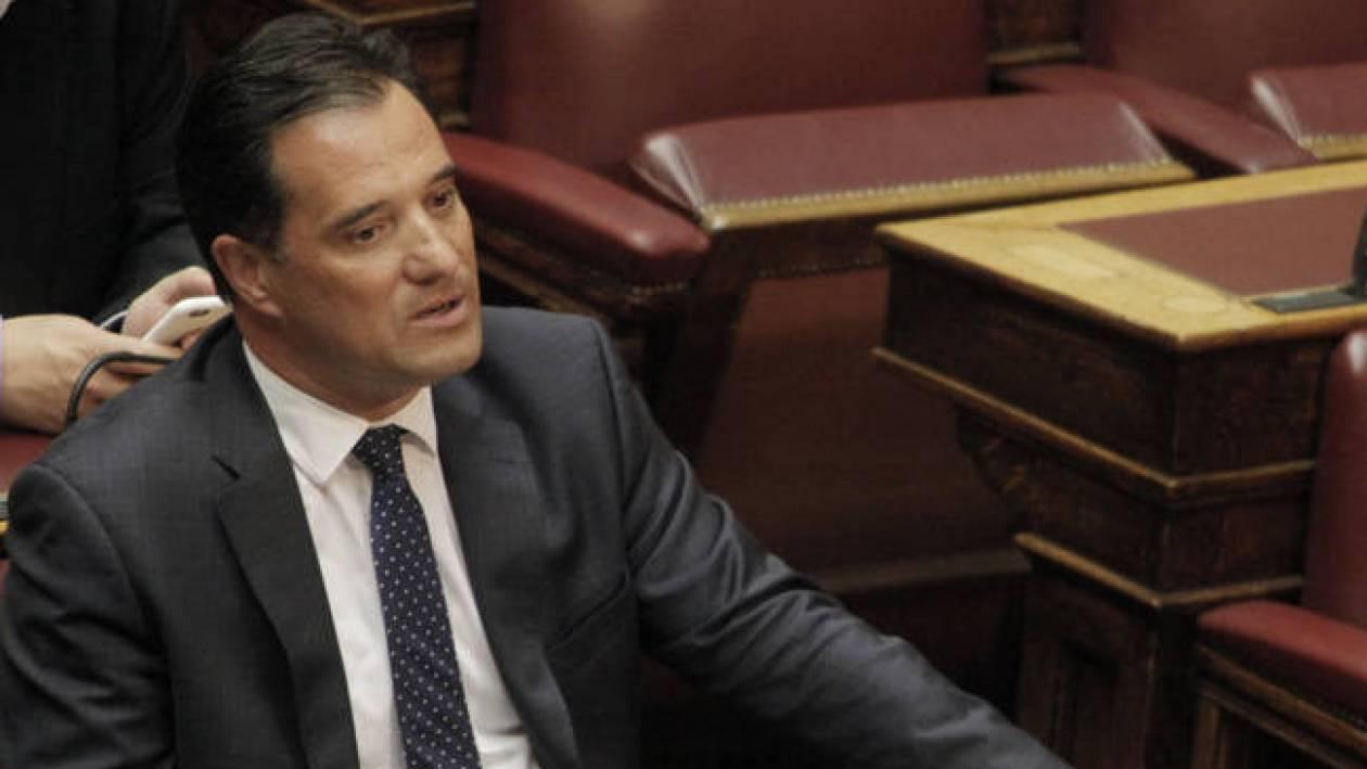 Γεωργιάδης: Αν ο Παπαγγελόπουλος έχει λάβει άτυπη ενημέρωση, θα πάει φυλακή