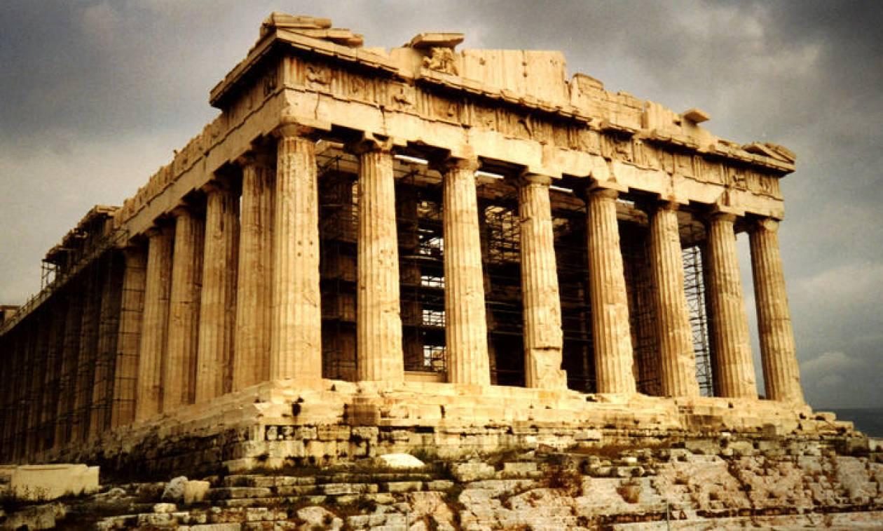 Απίστευτο: Τουρίστας έκλεψε πριν χρόνια πέτρες από την Ακρόπολη - Δε φαντάζεστε τη συνέχεια!