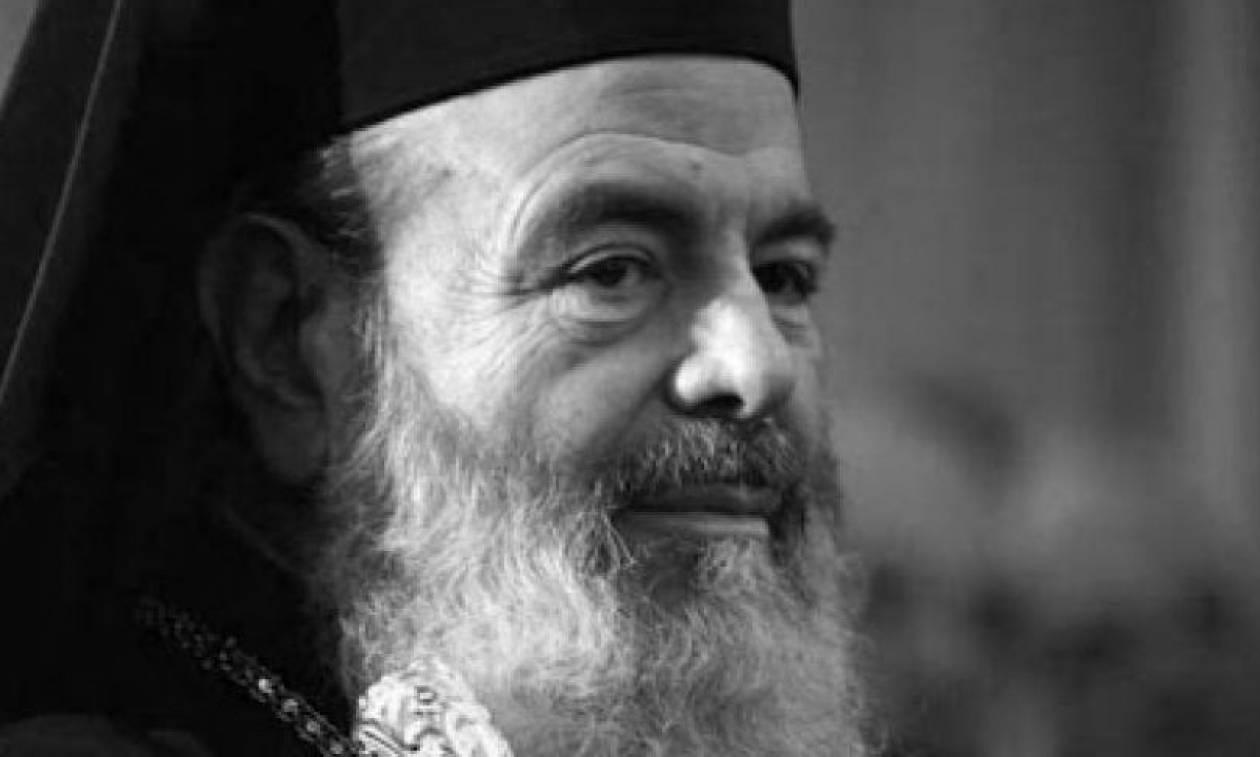 Όταν ο Χριστόδουλος έκλαιγε και έλεγε ότι η Μακεδονία θα σώσει την Ελλάδα