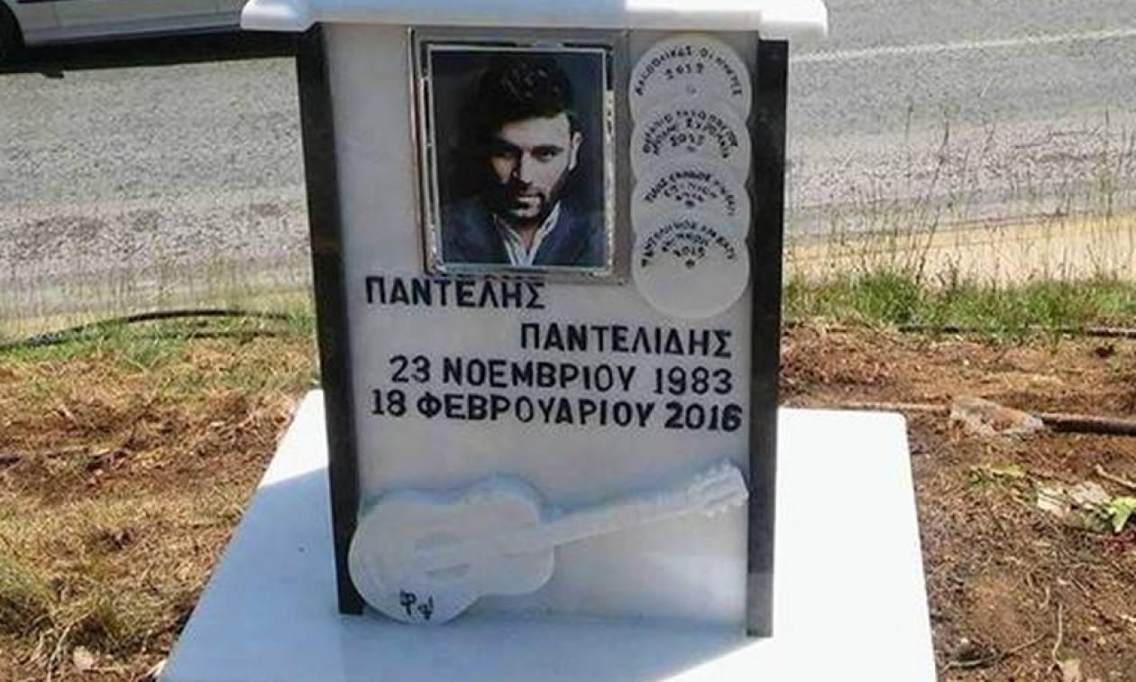 Παντελής Παντελίδης: Ανατριχιαστικό - Δείτε τι έκαναν στο σημείο που σκοτώθηκε (pics&video)
