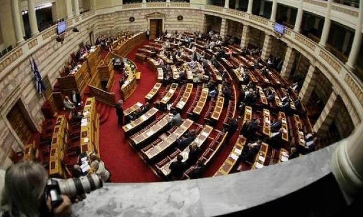 Βουλή: Ανοίγει η Ολομέλεια στις 15:00 για να ανακοινωθεί η διαβίβαση της δικογραφίας για τη Novartis
