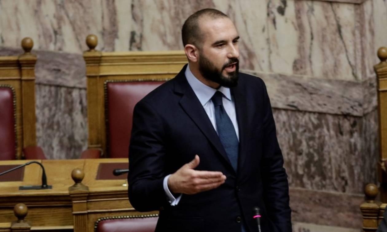 Υπόθεση Novartis: Τζανακόπουλος – Δεν θα στήσουμε λαϊκά δικαστήρια