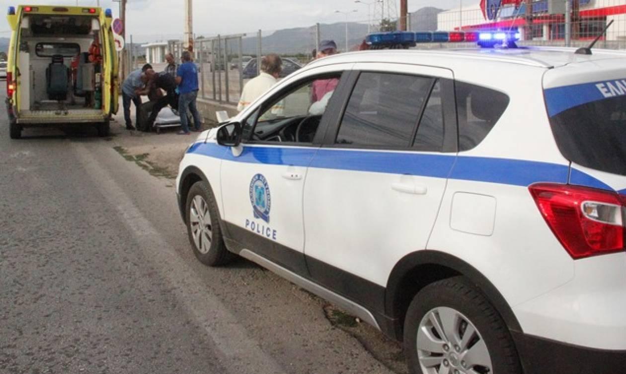 Νέο τροχαίο στην Πατρών - Πύργου: Αναποδογύρισε αυτοκίνητο - Ένας τραυματίας (pics)
