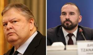 Novartis: «Σκάνδαλο μεγατόνων» λέει ο Τζανακόπουλος – «Εξευτελίζεται η δημοκρατία» λέει ο Βενιζέλος