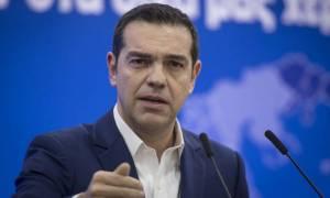 Τσίπρας: Δεν μπορεί να υπάρξει πατριωτισμός της μίζας και της διαφθοράς (vid)