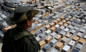 Κολομβία: Τρεις τόνοι κοκαΐνης κατασχέθηκαν σε διεθνή επιχείρηση