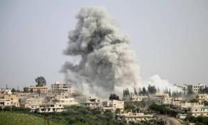 Μακελειό στη Συρία: Τουλάχιστον 70 άμαχοι νεκροί σε βομβαρδισμούς