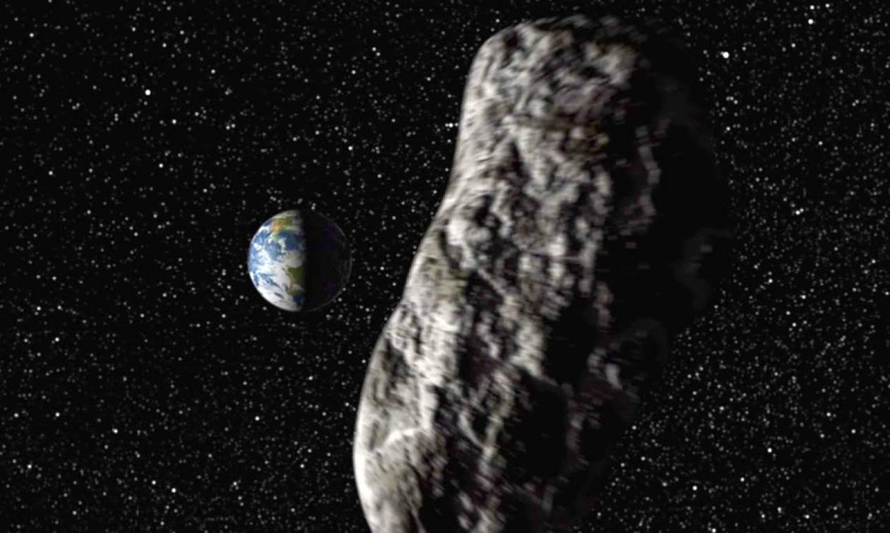 Συναγερμός στη NASA: Μεγάλος αστεροειδής κινείται προς τη γη (Pics+Vid)
