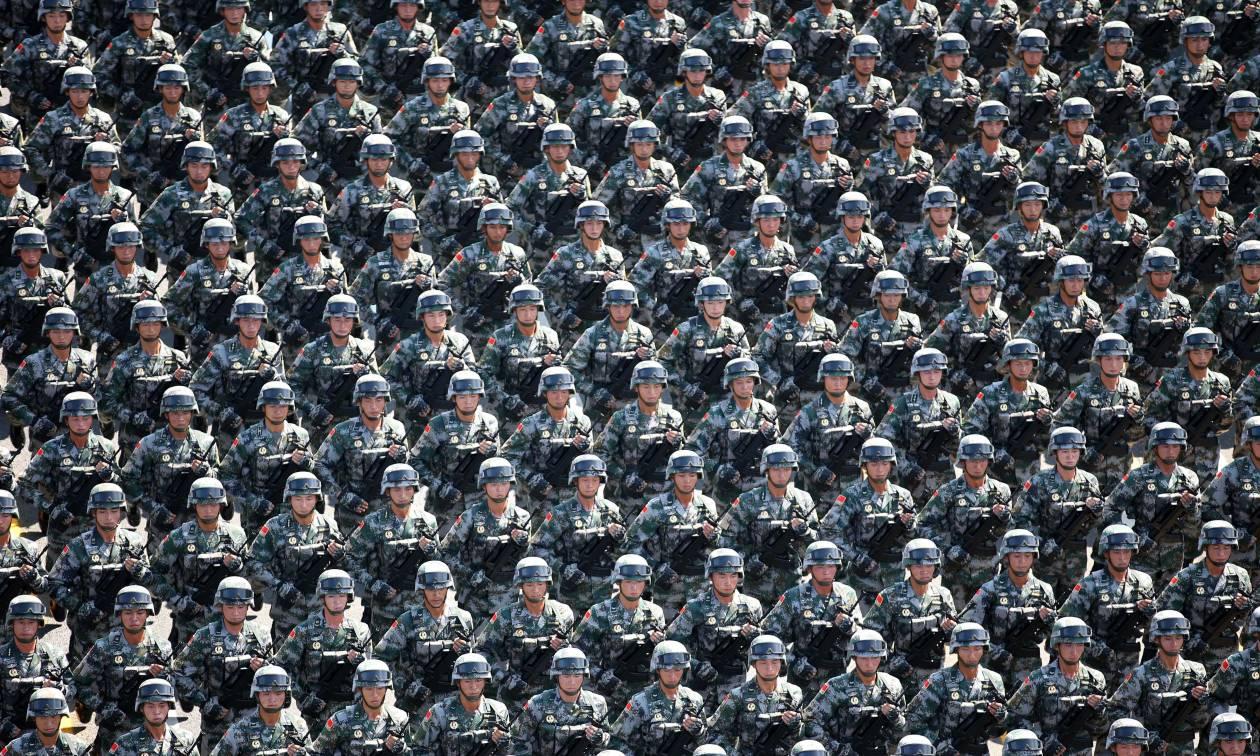 Στρατιωτική παρέλαση κάθε χρόνο στην Ουάσινγκτον σχεδιάζει ο Ντόναλντ Τραμπ