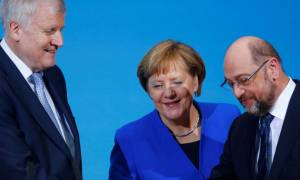 Συμφωνία για το Μεγάλο Συνασπισμό στη Γερμανία