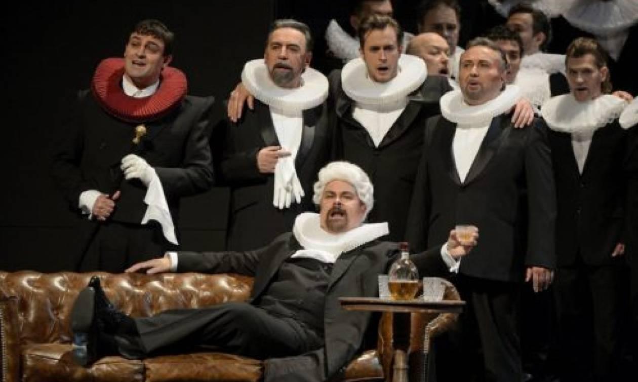 Το «Time's Up» πάει και... όπερα!