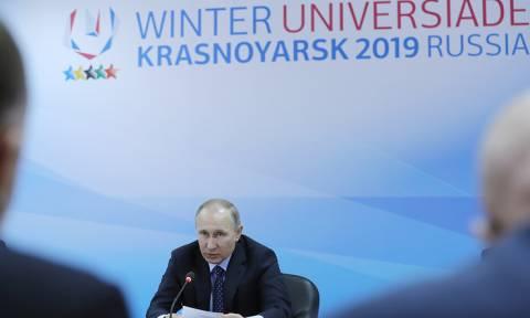 Путин совершит двухдневную рабочую поездку в Сибирь