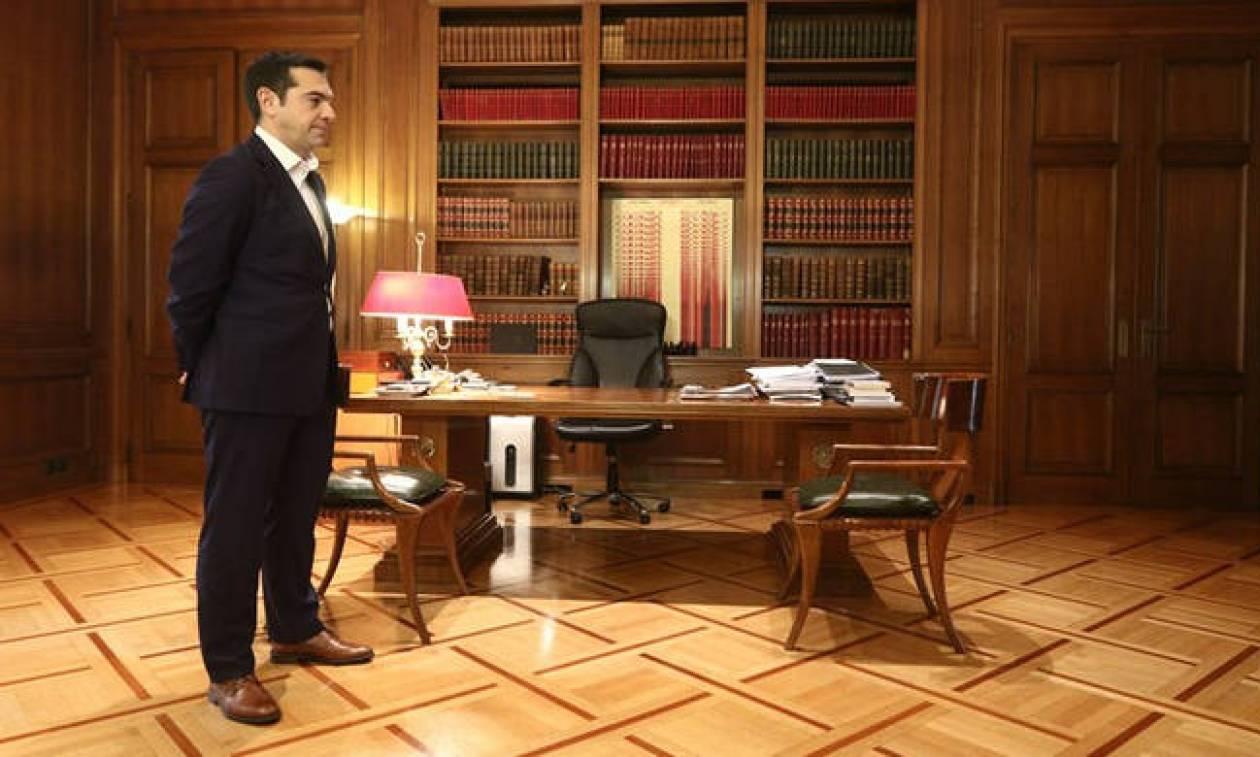 Επαφές Τσίπρα με Μοσκοβισί και τον Πρόεδρο της Γεωργίας την Πέμπτη (08/02)
