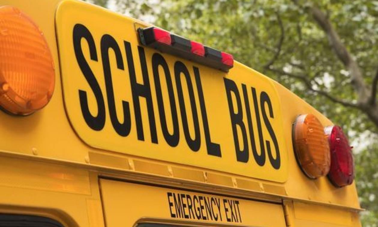 Τέξας: 13χρονος μαθητής σταμάτησε την τρελή πορεία σχολικού (vid)