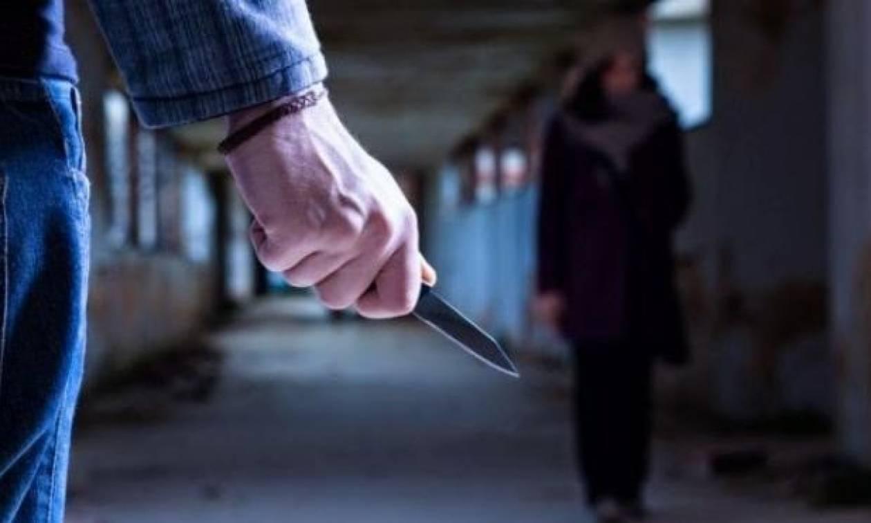 Ληστεία υπό την απειλή μαχαιριού στο κέντρο της Θεσσαλονίκης