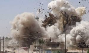 Συρία: Ο διεθνής συνασπισμός βομβάρδισε δυνάμεις του Άσαντ