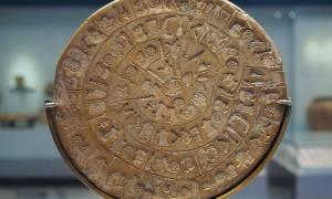 «Ο Δίσκος της Φαιστού αναφέρεται στην έγκυο Αφροδίτη», αποκαλύπτει γλωσσολόγος