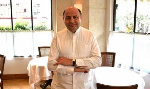 В Париже кипрский повар Андреас Мавроматис награжден мишленовской звездой