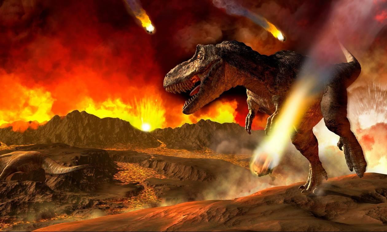 Το «υστερόγραφο» του τρόμου: Oι τελευταίες στιγμές των δεινοσαύρων πριν εξαφανιστούν για πάντα