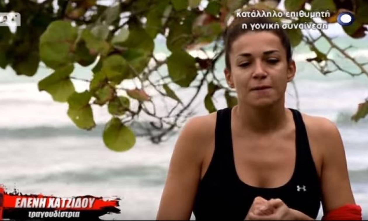 Ελένη Χατζίδου: Θα πάθετε ΣΟΚ με την ηλικία της παίκτριας του Survivor 2!