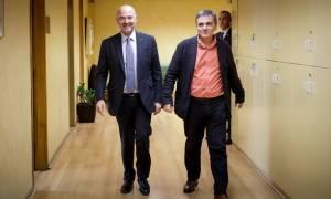 Συνάντηση Τσακαλώτου – Μοσκοβισί: Είμαστε όλοι στην ίδια πλευρά
