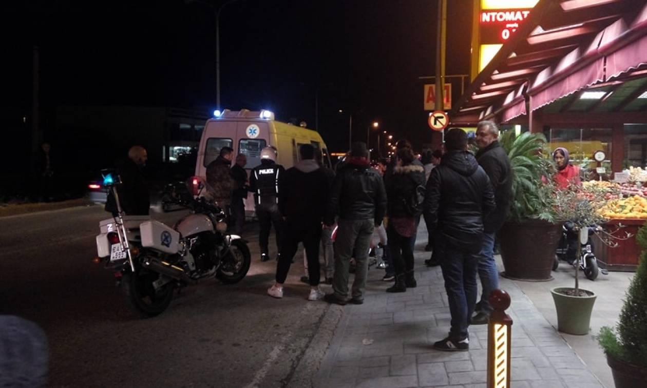 Σοβαρό τροχαίο στην Πατρών – Αθηνών: Μηχανή παρέσυρε έγκυο