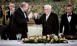 Παυλόπουλος: Το μέλλον της Γεωργίας είναι στην Ε.Ε.