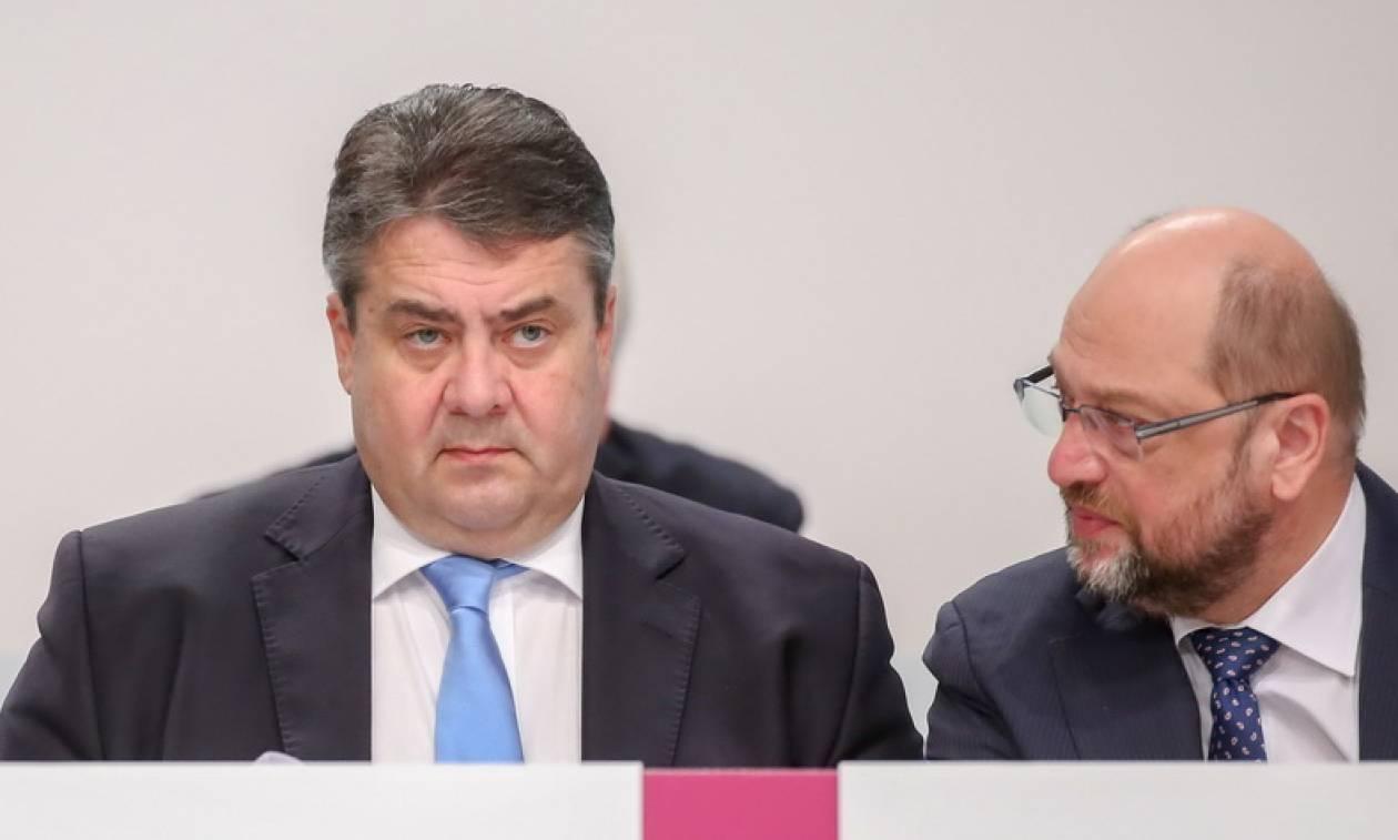Γερμανία: Για ασέβεια κατηγορεί τον Σουλτς ο οργισμένος Γκάμπριελ