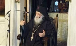 Ανείπωτη θλίψη: Εκοιμήθη ο «σύγχρονος Άγιος», Γέροντας Νεκτάριος