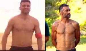 Survivor 2: Στέλιος Κρητικός: Η αλλαγή στην εμφάνιση του – Έρεψε μέσα σε τρεις εβδομάδες